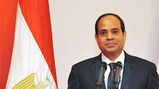 الرئيس عبدالفتاح السيسي يصدر قرارا بالإفراج عن عدد من السجناء بمناسبة عيد الفطر المبارك 2017