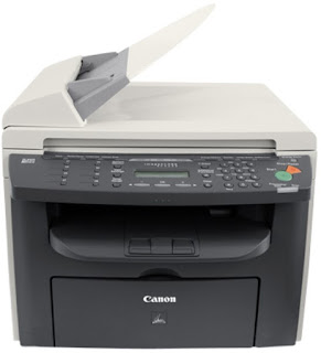 sufficiently small to stay on or near your desk without feeling as if it is towering over Canon imageCLASS MF4150 Driver Download