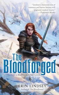 Interview with Erin Lindsey, author of the Bloodbound series