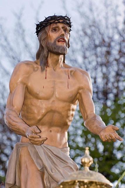 Santo Cristo del Perdón. Angel Estrada. León. Foto Isaac Mao