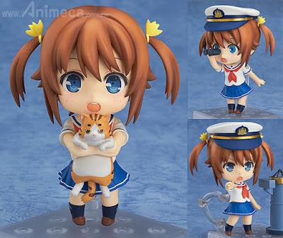 Figura Akeno Misaki Nendoroid High School Fleet