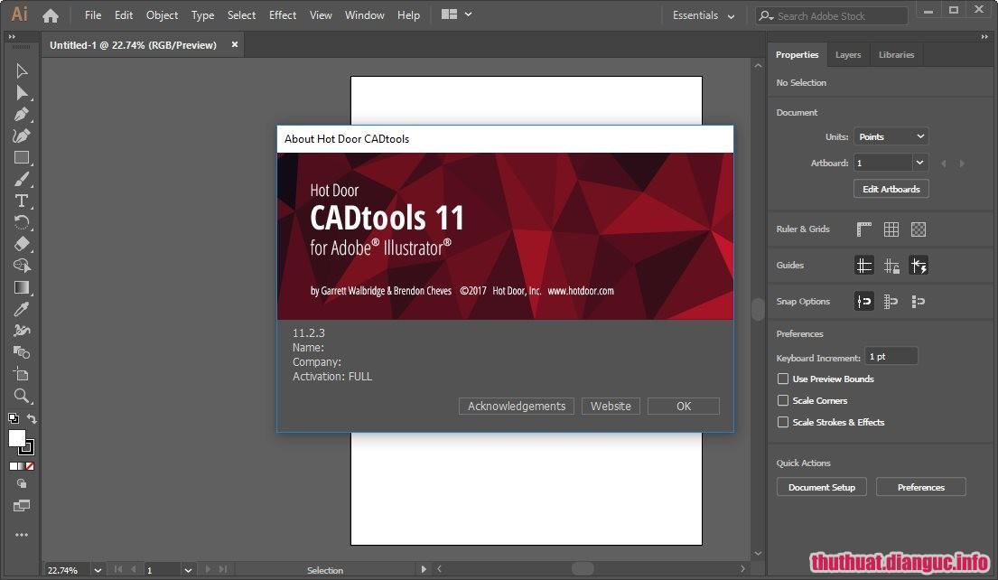 Download Hot Door CADtools 11.2.4 Full Cr@ck