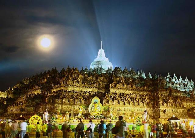 Tempat Wisata favorit Candi Borobudur