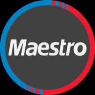 maestro icon outline