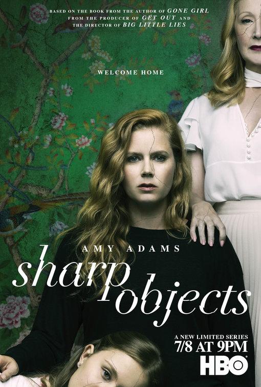 Yonomeaburro: Heridas abiertas (Sharp Objects), con Amy Adams ...