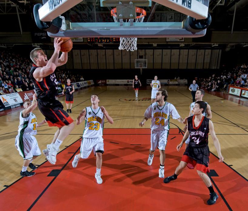 Teknik-teknik Dasar Permainan Bola Basket - Media Belajarku