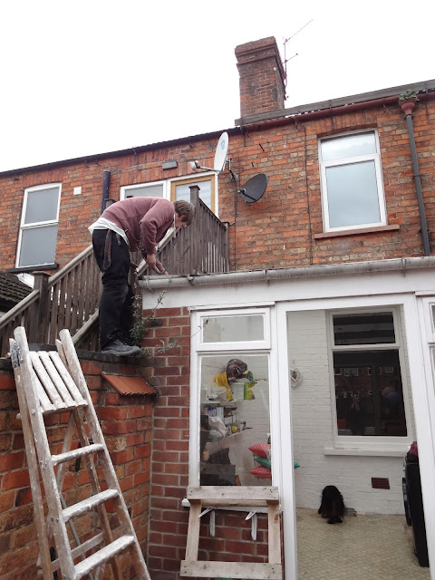 removing the conservatory roof