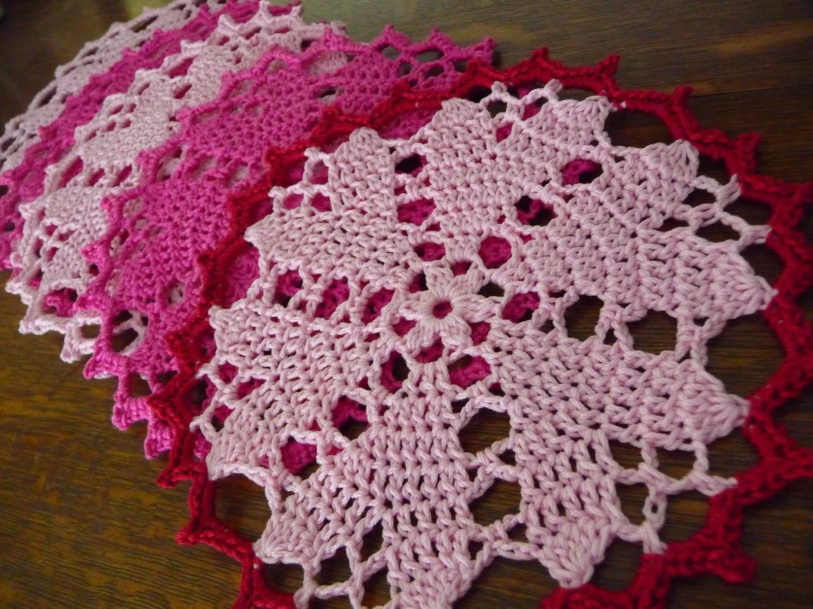 Littleredsaid Valentine Crochet
