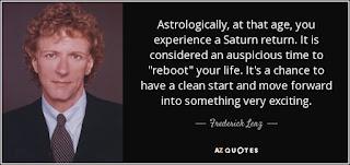 Saturn return quotes