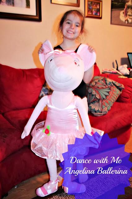 Official Angelina Ballerina Dance Studio - Dance Forever ...