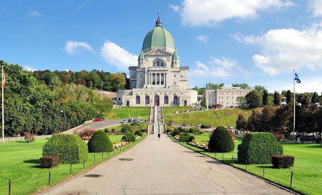 Oratório de Saint Joseph Montreal