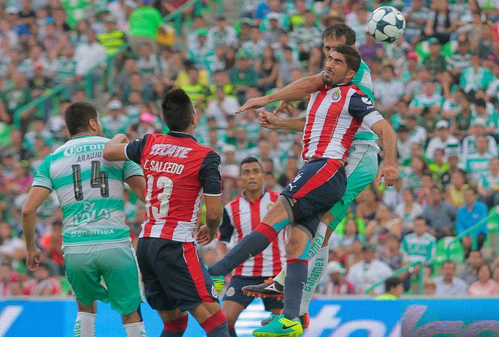 Cambia de fecha el Chivas vs Santos.