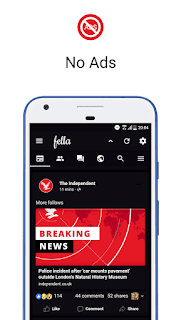 Fella for Facebook Premium v1.8.9 Paid + Mod APK Is Here !