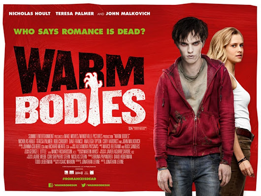 Warm Bodies Review *No spoilers* // Movie Mondays