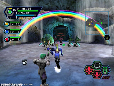 Phantasy Star Online Episode I & II Plus Screenshot 2