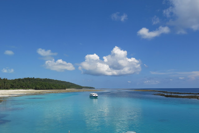 Pulau Maratua sangat indah
