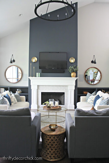 Cyberspace paint color Sherwin Williams