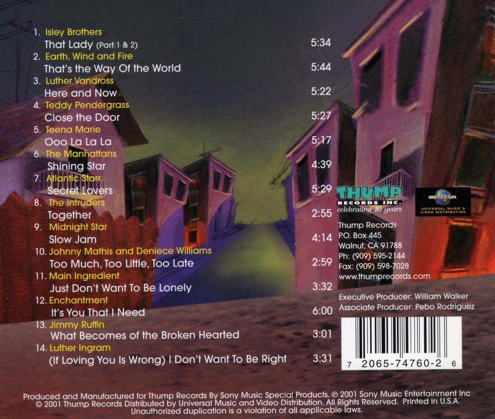 Old School Love Songs Vol. 6