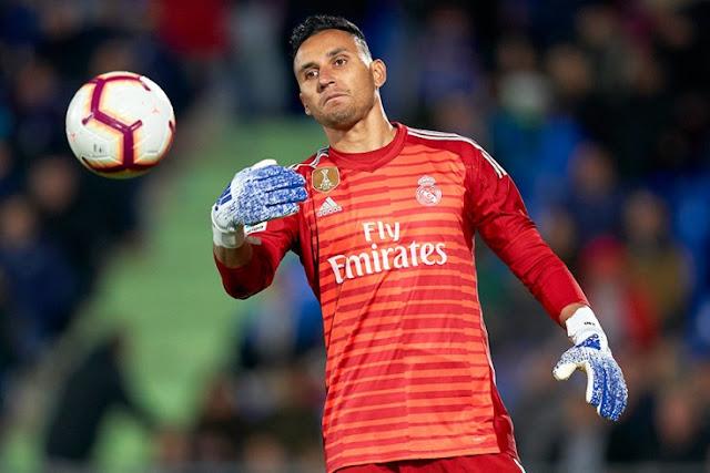 «Реал» сообщил Навасу, что клуб не рассчитывает на него в следующем сезоне