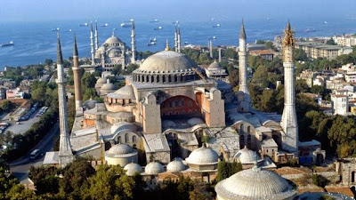 Blue Mosque, Turki