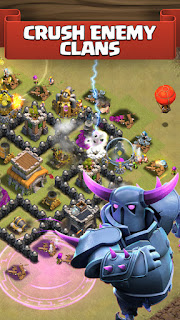 Clash of Clans for iOS