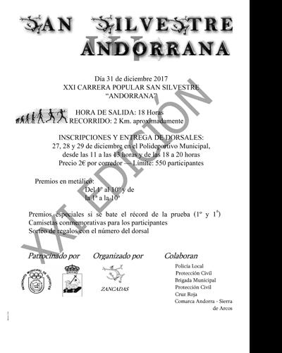 XXI San Silvestre Andorrana