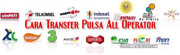 Suplayer Pulsa Transfer Terlengkap & Termurah By antaREFILL