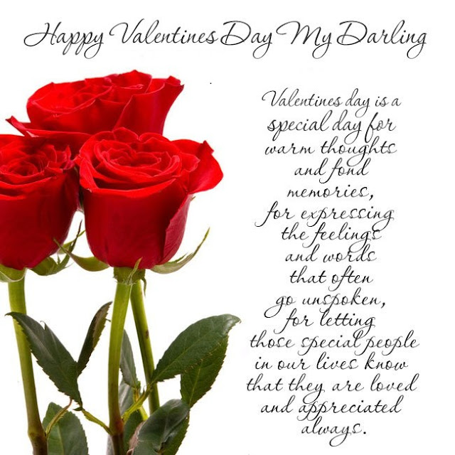 Romantic Love Letter For Valentine's Day 2017