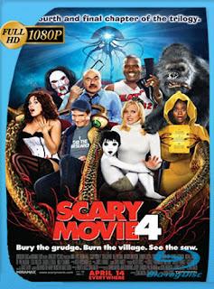 Scary Movie 4 (2006) HD [1080p] Latino [GoogleDrive] SilvestreHD