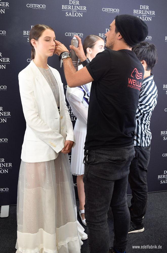 Mit Catrice beim Berliner Modesalon 2017