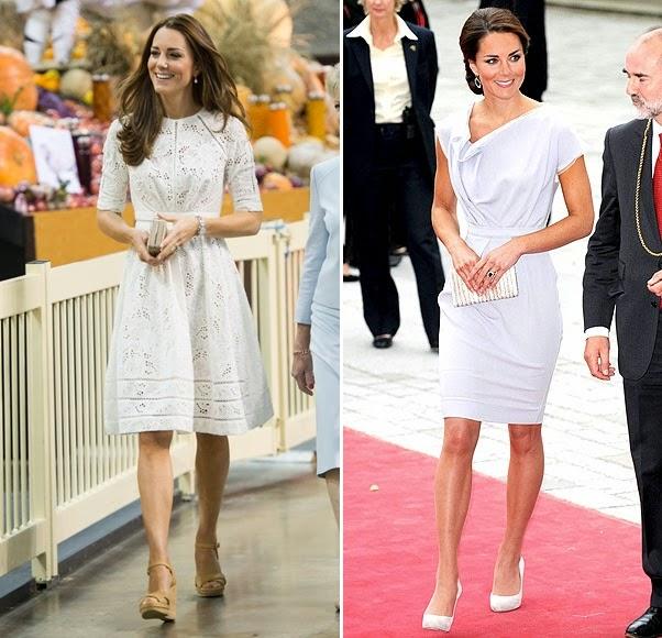 Vestido para casamento civil: Estilo Kate Middleton