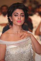Shriya Saran in Stunning White Off Shoulder Gown at Nakshatram music launch ~  Exclusive (111).JPG