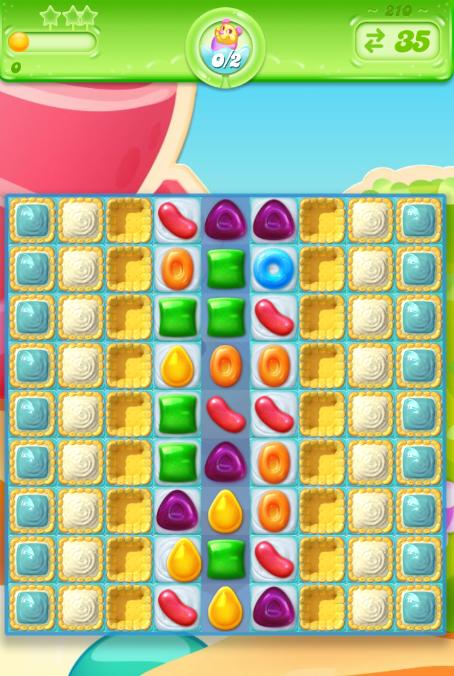 Candy Crush Jelly Saga 210