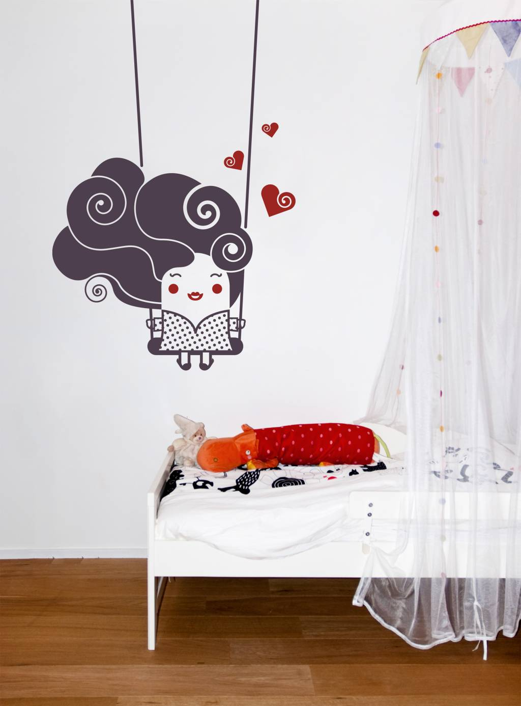 trendy wall stickers home decorating idea wall sticker cambia il dell ambiente attimo