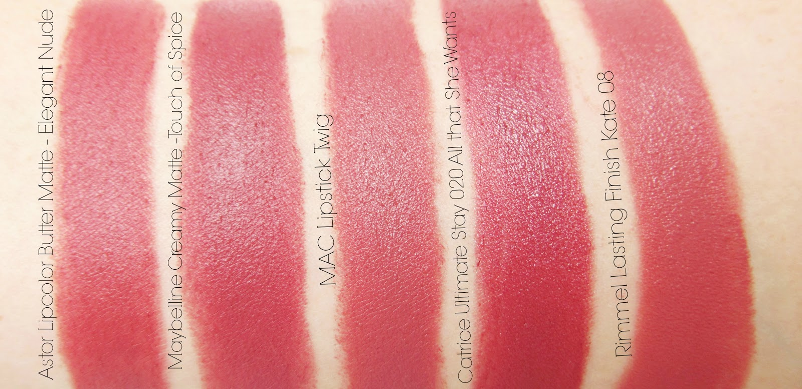 Best Fall Mac Lipstick Twig With Swatch And Dupes