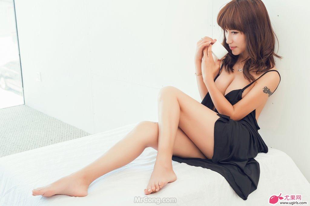 Image MrCong.com-UGIRLS-020-Tian-Yi-Yi-004 in post Người đẹp Tian Yi Yi (田依依) khoe ngực trần sexy trong bộ ảnh UGIRLS 020