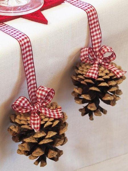 Cómo conseguir una bonita mantelería de Navidad