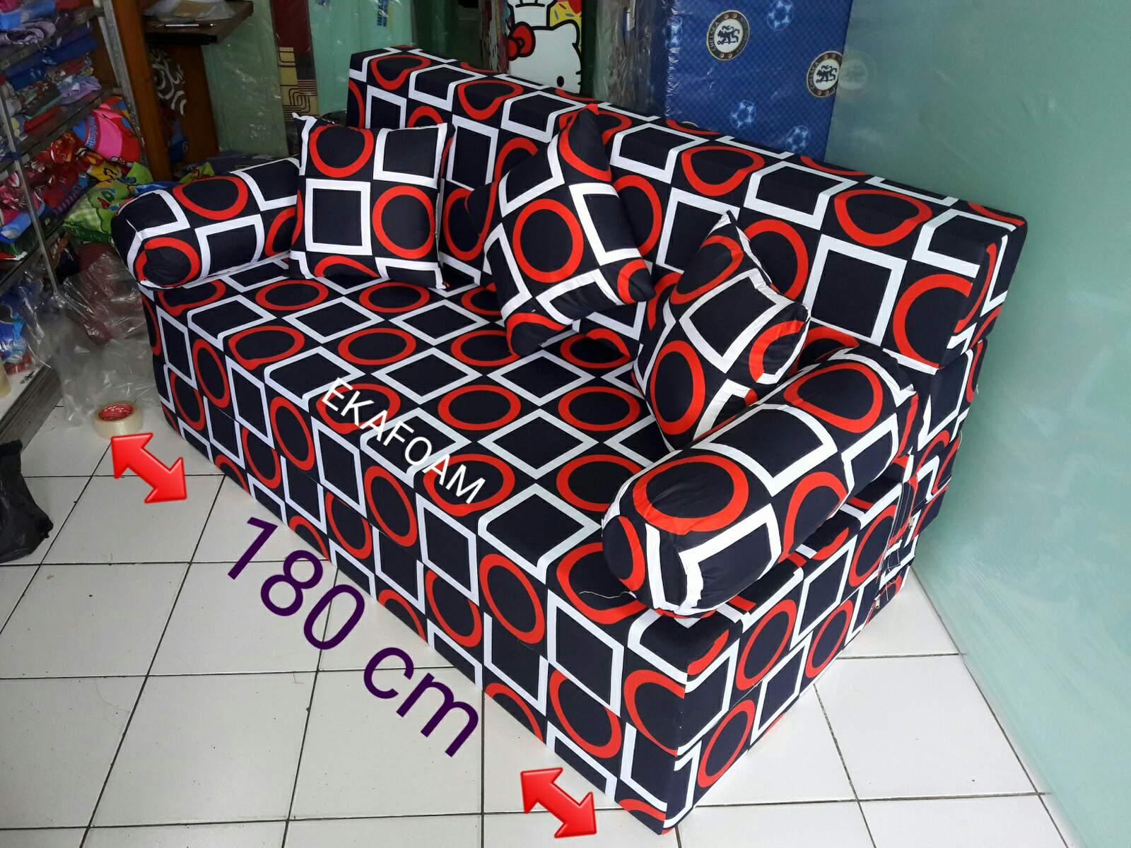 Harga Sofa Bed Inoac No 1 Canape Ken Sofactory Kasur Terbaru Mei 2018 Agen Busa