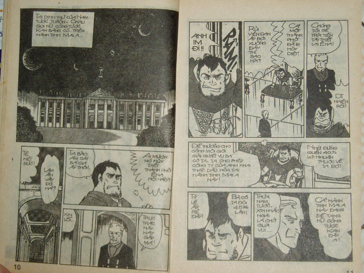 Siêu nhân Locke vol 04 trang 5