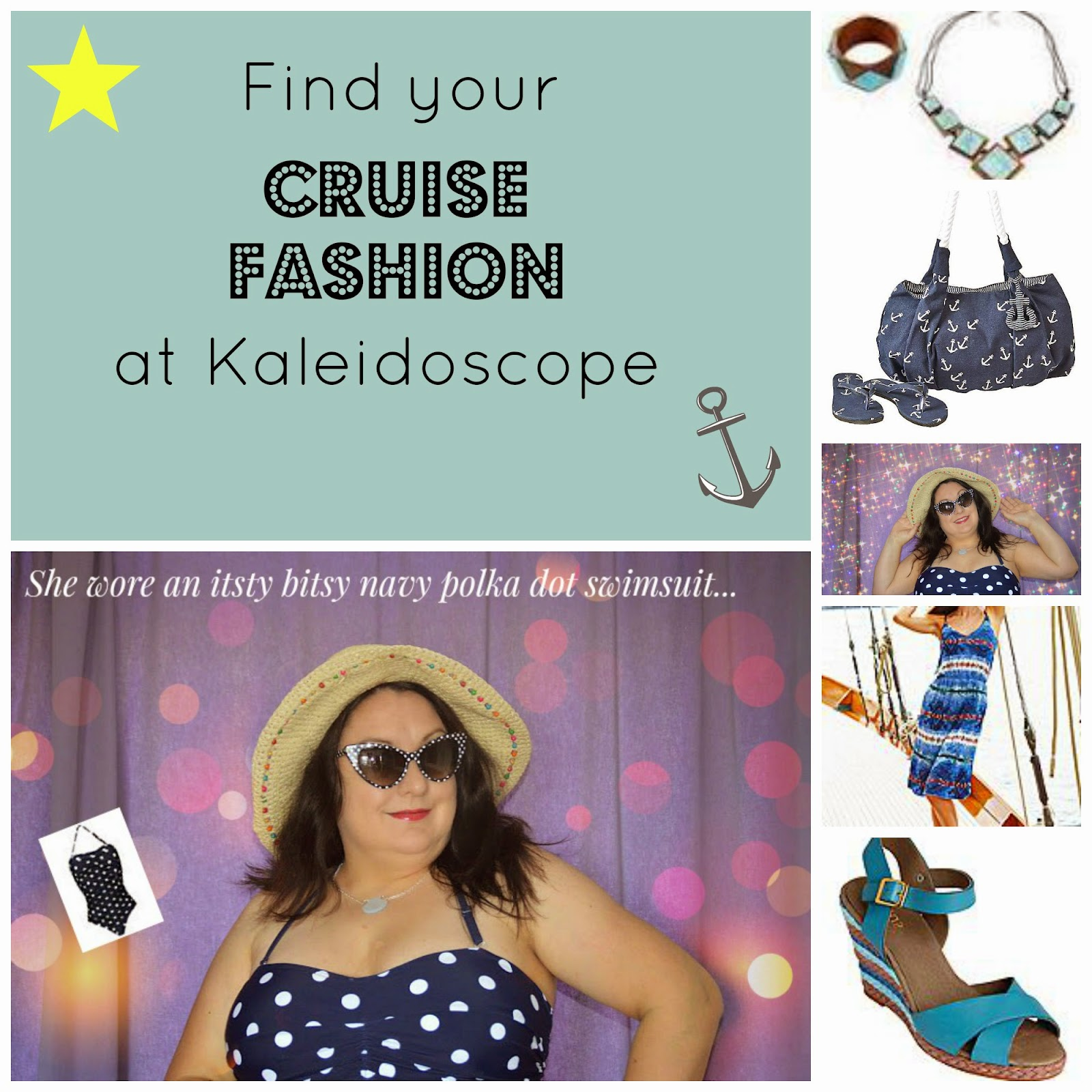 Kaleidoscope Cruise Holiday Fashion Wear