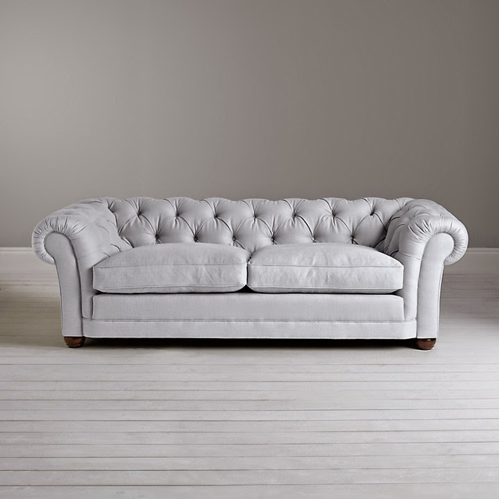 David Dangerous Modern Chesterfield Sofa