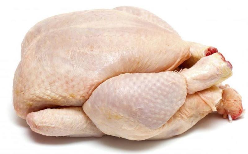 Ciri daging ayam sehat, ayam berformalin dan ayam tiren