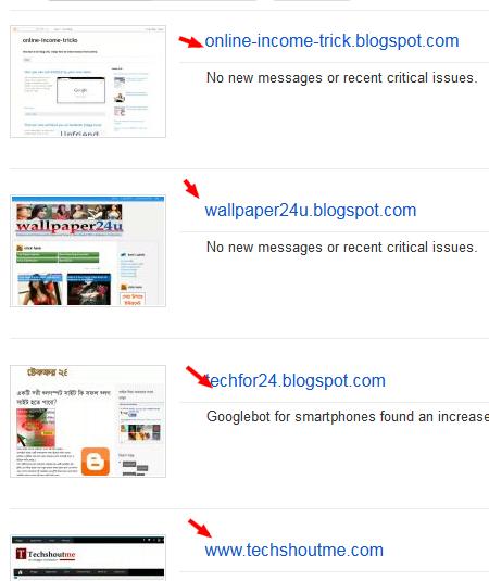Blogger/Blogspot Sitemap In Google Webmaster Tools, SEO