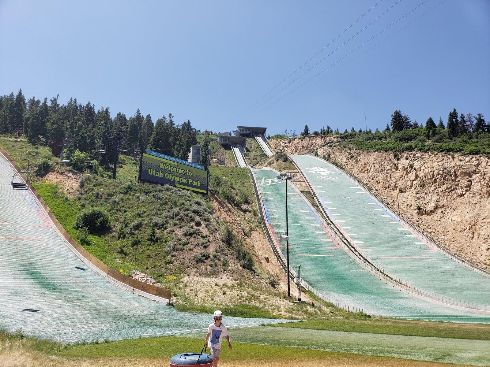 Park City Utah, Olympic Park