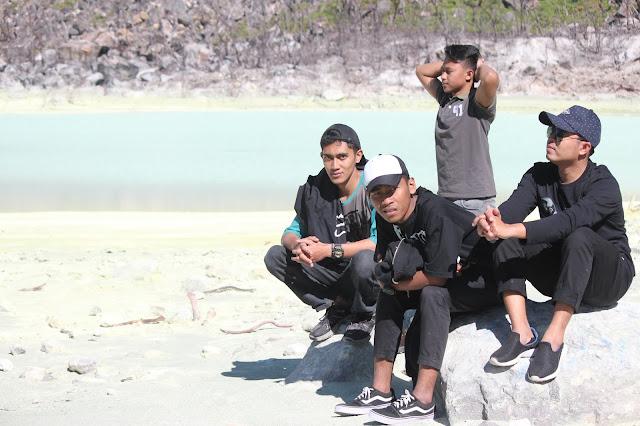 Jadi Baru Kebumen 2018 Tour To Bandung, Best Momen- eka kris di kawah putih 1
