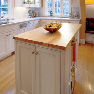 The Bath Showcase All About Kitchen Islands