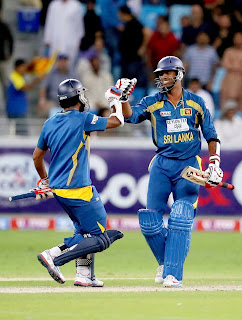 Sri Lanka win 2nd ODI by 2 wickets