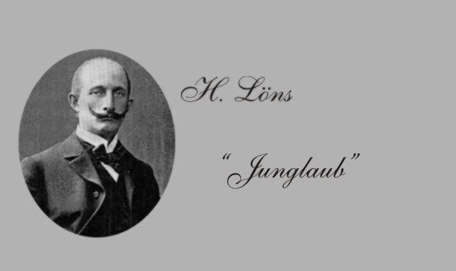 H. Löns- deutscher Lyriker