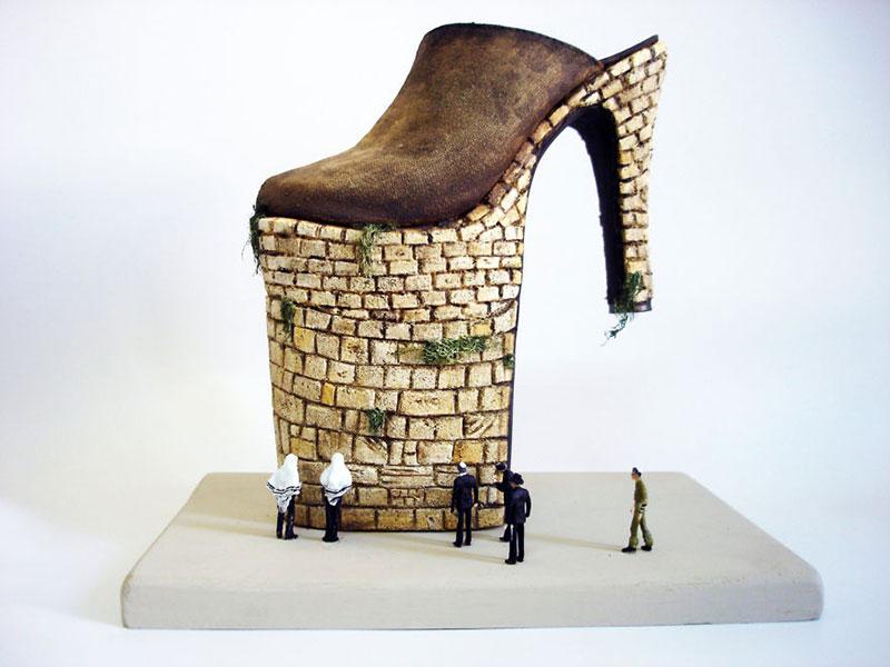 981fc4c349d Shoe Sculptures by Costa Magarakis
