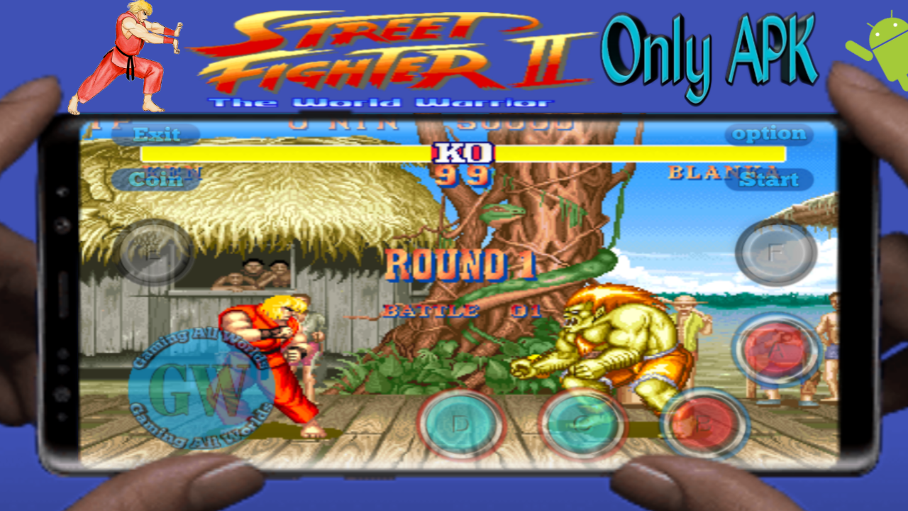 Street fighter 2 apk full | Free Street Fighter 2  2020-02-13